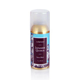 Appealingly provocative, Japanese Quince, is a piquant fragrance with aspects of rhubarb, passion fruit and white fleshed peach over a heart of white jasmine petals. This powerful and diffusive fragrance is one of our best sellers!