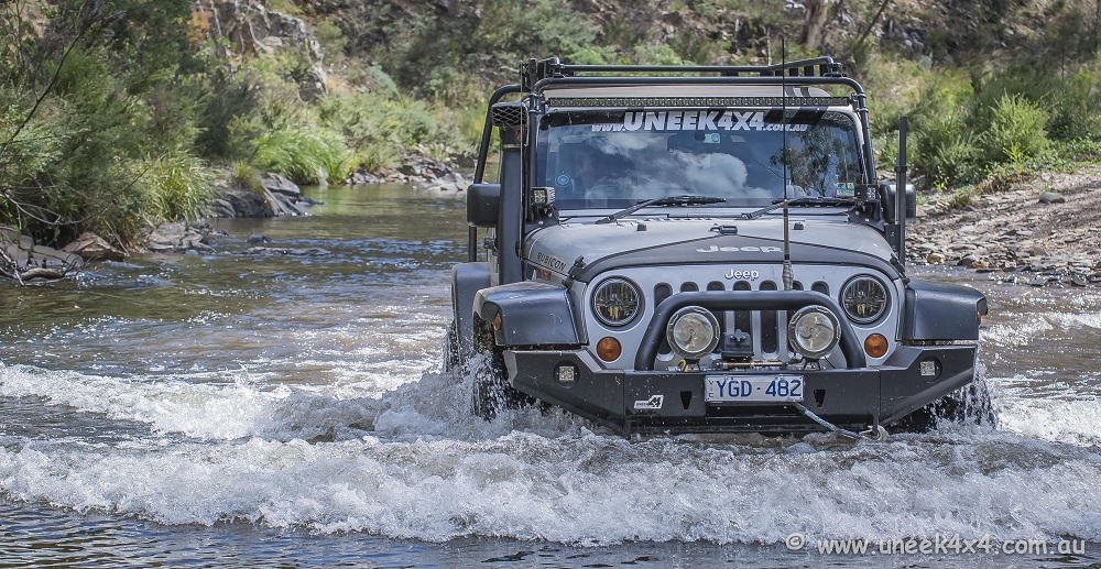 Jk Wrangler Modular Bull Bar Is Released Uneek 4x4 Pty Ltd