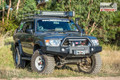 Nissan Patrol Modular bull bar suit Warn High mount winch