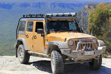 Uneek 4x4 Touring package