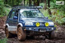 Suzuki Grand Vitara 1998-2005 winch bumper