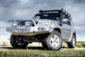 Uneek 4x4 Nissan Patrol GU bull bar