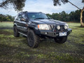 Wj Grand Cherokee Bull bar