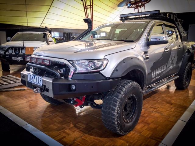 Ford Ranger Crawler Bull Bar