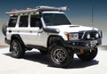 Toyota Land Cruiser 76 Rock Sliders