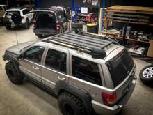 K9 Roof Rack for WJ Grand Cherokee