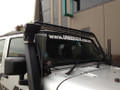 JK Wrangler Light bar