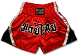 Muay Thai Shorts-Red