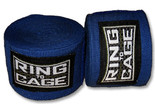 Handwraps Compression/ Lycra Stretchable-Blue 180""