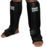 Grappling Shin instep - Stretchable Coverd Back