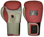 Womens Training Gloves - Pink/White