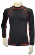 NO LOGO Long Sleeve Rash Guard