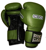 20, 22, 24, 34oz, 50oz, Deluxe MiM-Foam Sparring Gloves - Safety Strap