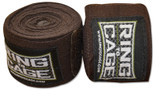 Handwraps Mexican Style Stretchable-Brown 180""