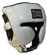 Mexican Style Sparring Headgear Leather 3.0