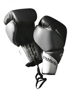 PunchTown BXR LX Professional Lace-Up Sparring Gloves