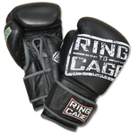 Deluxe MiM-Foam Sparring Gloves -  Safety Strap