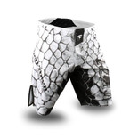 PunchTown FARKAS eX MMA Fight Shorts - ICE RYUSHIN