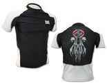 Elite Air-Vent Sublimation Short Sleeve Rash Guard