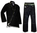Ultima Brazilian Jiu Jitsu Kimonos - Black