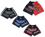 KRU TRAINING - Muay Thai Shorts