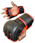 NO LOGO Traditional MMA Fight Gloves