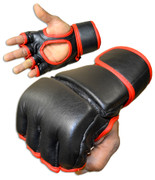 NO LOGO Kids Grappling Gloves