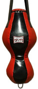 Double-End Heavy Punching Bag - Filled