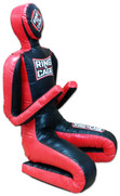 Deluxe MMA Grappling/ Jiu Jitsu/ Ground & Pound Dummy - Filled