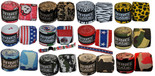 Handwraps Mexican Style Stretchable- PATTERNED 180""