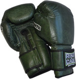 Deluxe MiM-Foam Sparring Gloves -  Safety Strap,