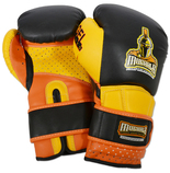 MUGHALS Molded-Foam and Gel-Lined Training Boxing Gloves