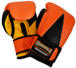 MUGHALS Training Safety Strap Boxing Bag Gloves