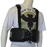 Boxing Trainers Rib Protector, Light trainers vest