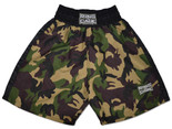 Traditional Boxing Trunks - Camo