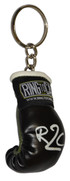Mini Boxing Gloves Key Chain - Synthetic Leather