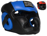 Diagonal Improved-Vision Full Face Headgear - chin & cheek