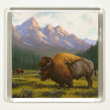 "Fred Choate ""Lord of the Tetons"""