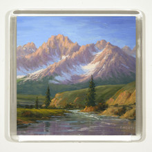 "Fred Choate ""Sawtooth Spring"""