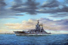 Bill Gardoski 'USS Idaho' Art Print