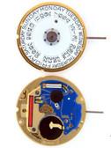 ETA 955 132 Quartz Watch Movement - Main