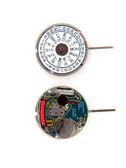 ETA 956 124 Quartz Watch Movement - Main