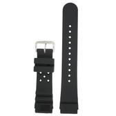 Seiko Pro Diver Strap 22mm, Black, Part 4F24ZZ