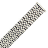 Watch Band Expansion Metal Stretch Stainless Steel fits 16mm to 22mm