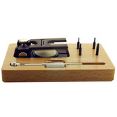 Bergeon 6670-S Tool Set for Removing Screw Lugs From Watch Strap