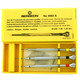 BER4063 Set of 3 Screw drivers Compact Box