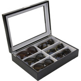 Sunglass Storage and Display Case by Tech Swiss - Side View