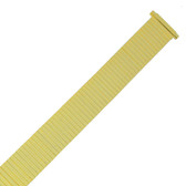 Watch Band Expansion Metal Stretch Gold-Tone fits 17-21mm TSMET200