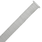 Watch Band Expansion Metal Stretch Silver Color - TSMET332