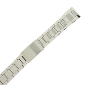 Oyster Metal Watch Band